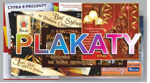 Plakat Reklamowe Rzeszów Plakat Rzeszów Reklama Rzeszów
